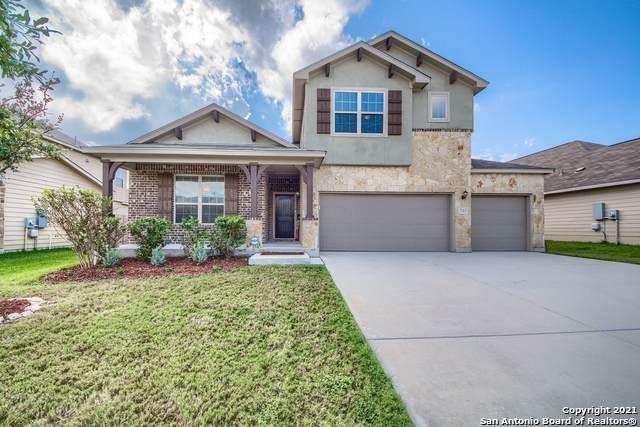 733 Gray Cloud Dr, New Braunfels, TX 78130 (MLS #1566579) :: Carter Fine Homes - Keller Williams Heritage