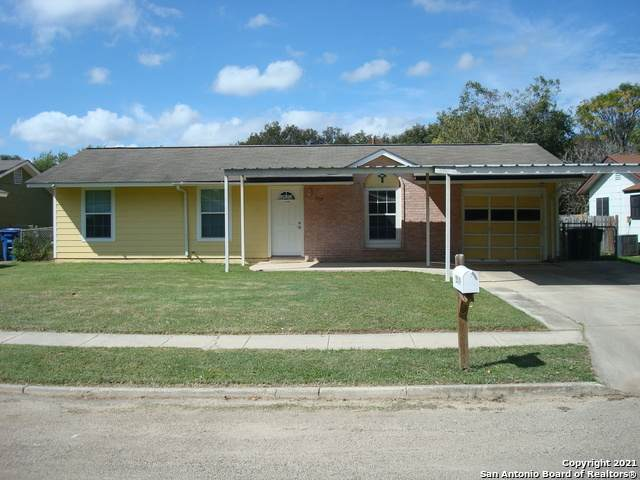 5519 Summer Gold Dr, San Antonio, TX 78222 (MLS #1566594) :: Vivid Realty