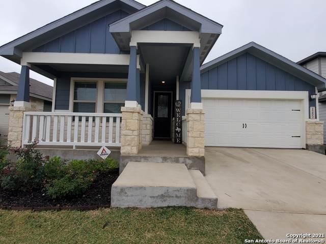 1252 Carl Glen, New Braunfels, TX 78130 (MLS #1566601) :: Carter Fine Homes - Keller Williams Heritage