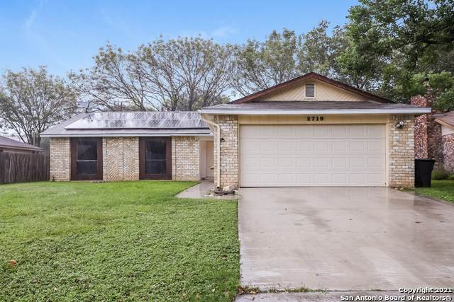 2719 Knoll Tree St, San Antonio, TX 78247 (MLS #1566637) :: Real Estate by Design