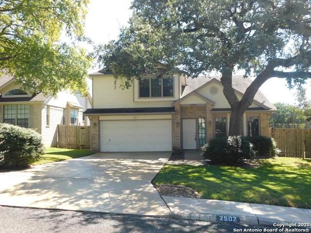 2502 Montebello, San Antonio, TX 78259 (MLS #1566681) :: Countdown Realty Team