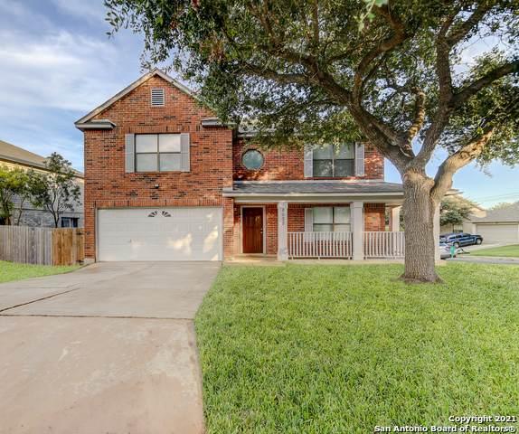 8002 Grimchester, Converse, TX 78109 (MLS #1566688) :: Carolina Garcia Real Estate Group