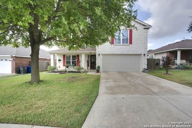 907 Cougar Country, San Antonio, TX 78251 (MLS #1566707) :: The Lopez Group