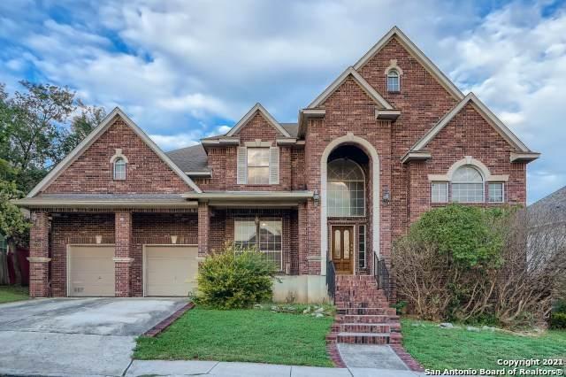 18406 Rogers Rst, San Antonio, TX 78258 (MLS #1566728) :: The Real Estate Jesus Team