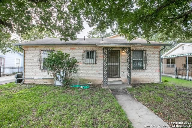 210 Ellana Claire St, San Antonio, TX 78225 (MLS #1566745) :: Countdown Realty Team