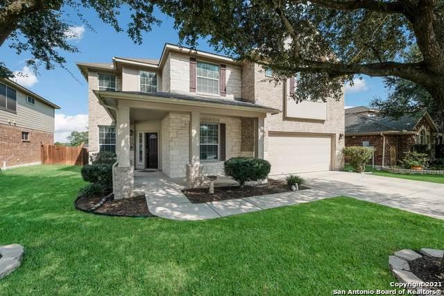 306 Cascades Cove, Cibolo, TX 78108 (MLS #1566767) :: BHGRE HomeCity San Antonio