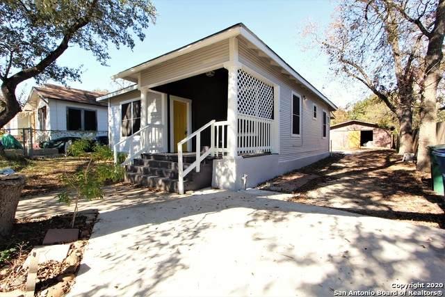 1243 Bailey Ave, San Antonio, TX 78210 (MLS #1566784) :: Vivid Realty
