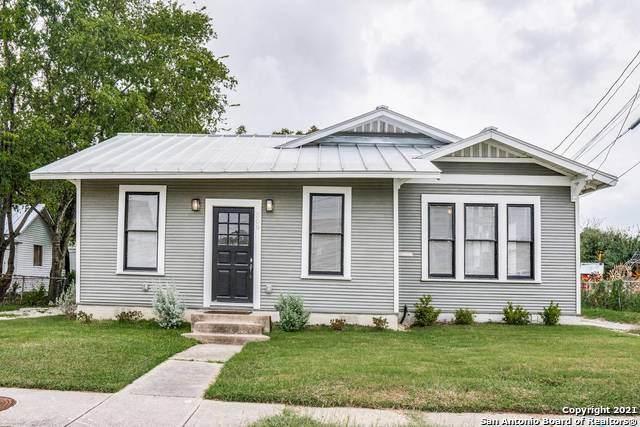 309 N Hackberry St, San Antonio, TX 78202 (#1566811) :: The Perry Henderson Group at Berkshire Hathaway Texas Realty