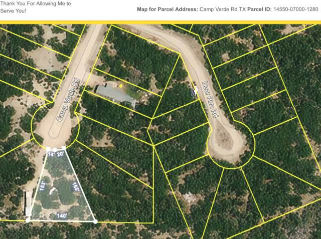 128 Camp Verde Rd, Bandera, TX 78003 (MLS #1566840) :: The Curtis Team