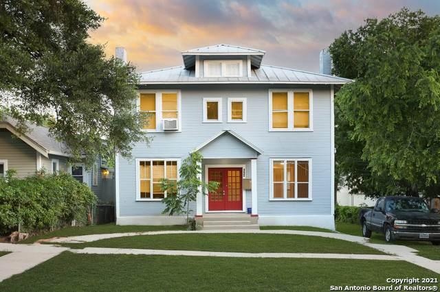 124 W Mulberry Ave, San Antonio, TX 78212 (MLS #1566873) :: Vivid Realty