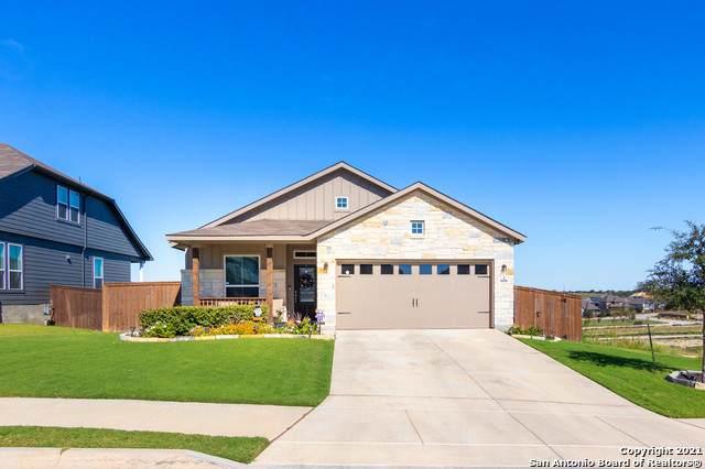 6006 Grayson Cliff, Schertz, TX 78108 (MLS #1566876) :: BHGRE HomeCity San Antonio