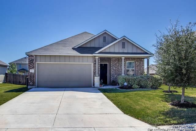 725 Cornflower Ct, New Braunfels, TX 78130 (MLS #1566883) :: Vivid Realty