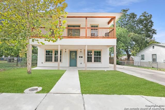 218 Paul St, San Antonio, TX 78203 (MLS #1566887) :: The Real Estate Jesus Team