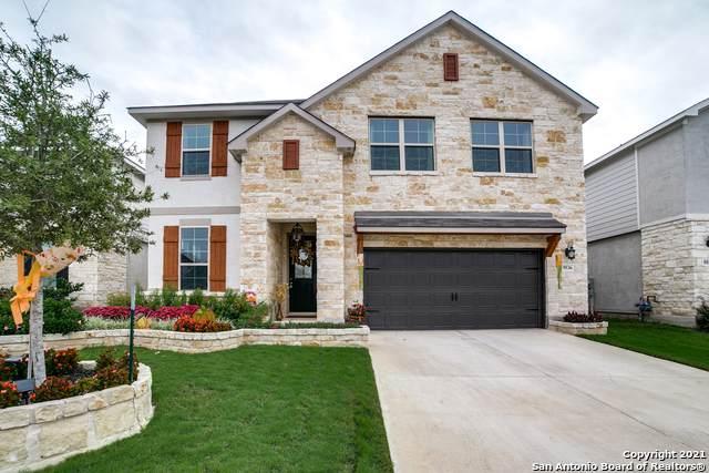 9536 Garrison Way, San Antonio, TX 78254 (#1566889) :: The Perry Henderson Group at Berkshire Hathaway Texas Realty