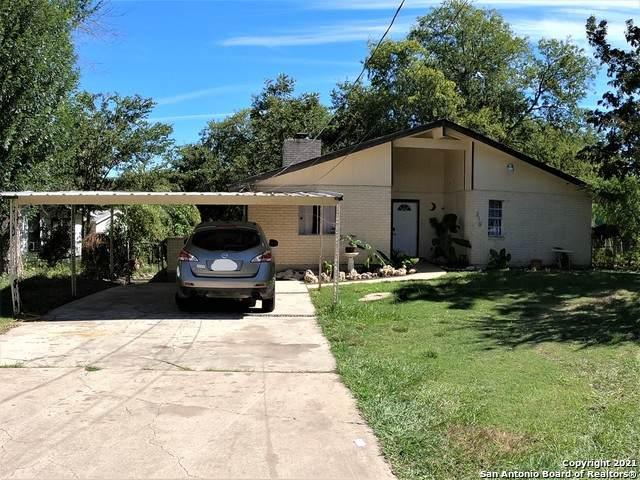 210 Zachry Dr, San Antonio, TX 78228 (MLS #1566908) :: Vivid Realty