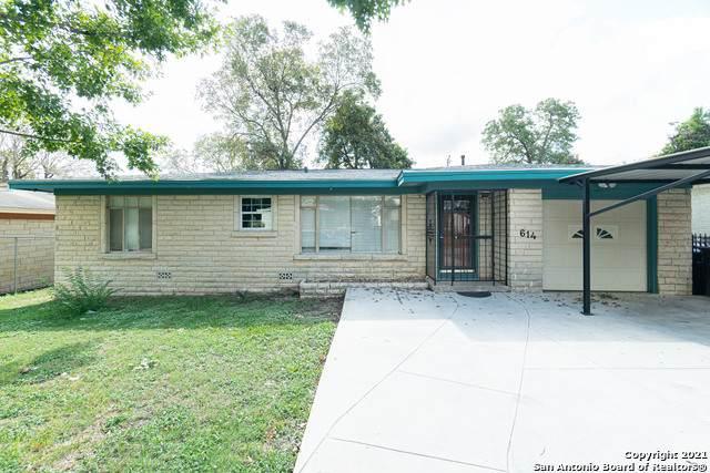 614 Channing Ave, San Antonio, TX 78210 (MLS #1566939) :: The Gradiz Group