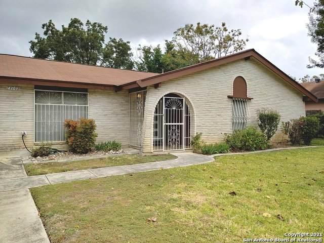 4303 Shallow Water St, San Antonio, TX 78233 (MLS #1566970) :: Bexar Team