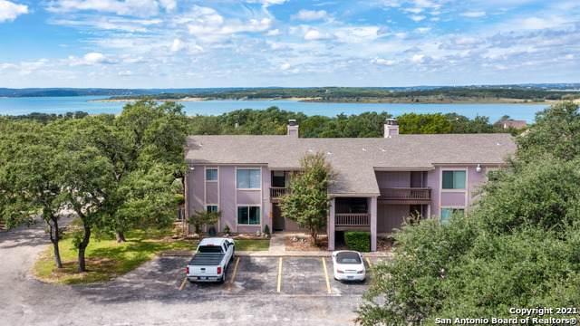 1185 Parkview Dr D27, Canyon Lake, TX 78133 (MLS #1566971) :: Exquisite Properties, LLC
