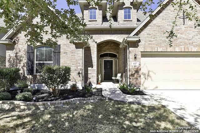617 Cavan, Cibolo, TX 78108 (MLS #1566980) :: BHGRE HomeCity San Antonio