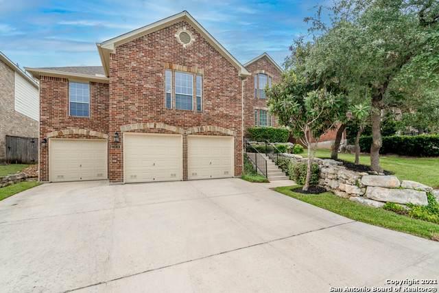 3414 Condalia Ct, San Antonio, TX 78258 (MLS #1567023) :: The Real Estate Jesus Team