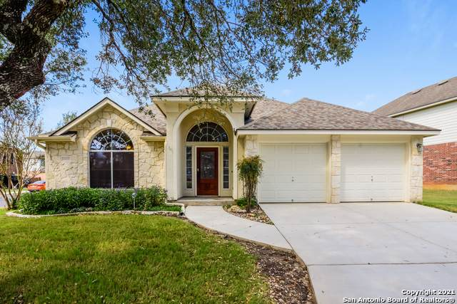 26807 Spiral Cyn, San Antonio, TX 78261 (MLS #1567090) :: The Real Estate Jesus Team