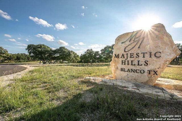 LOT 68 Majestic Hills Ranch, Blanco, TX 78606 (MLS #1567093) :: ForSaleSanAntonioHomes.com