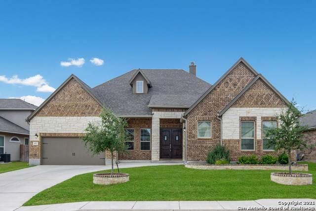 411 Tahoe Ave, San Antonio, TX 78253 (MLS #1567107) :: Beth Ann Falcon Real Estate