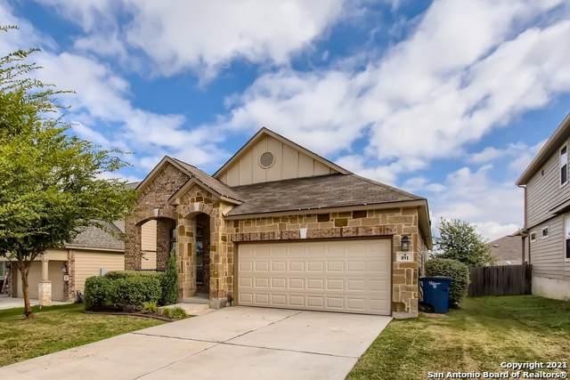 891 Highland Vista, New Braunfels, TX 78130 (MLS #1567113) :: Phyllis Browning Company