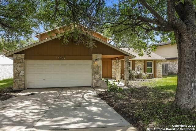 8802 New World, San Antonio, TX 78239 (MLS #1567135) :: 2Halls Property Team | Berkshire Hathaway HomeServices PenFed Realty
