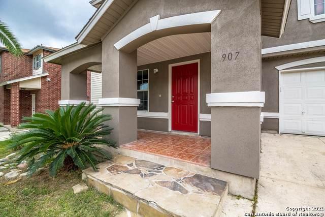907 Grants Cyn, San Antonio, TX 78251 (MLS #1567140) :: ForSaleSanAntonioHomes.com