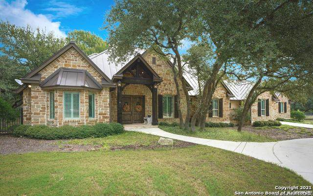 78 Ranch Brook, Fair Oaks Ranch, TX 78015 (MLS #1567165) :: The Mullen Group   RE/MAX Access