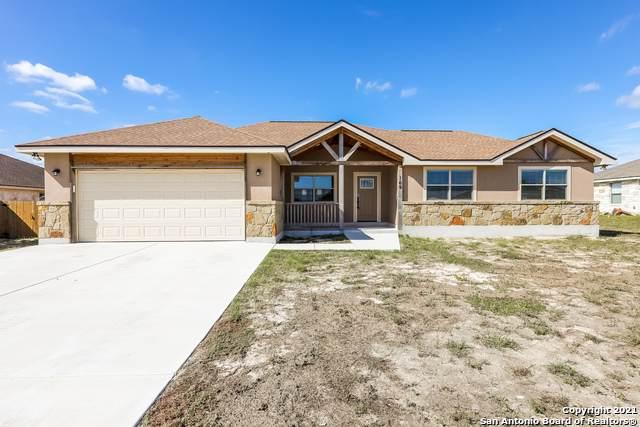 169 Turnberry, La Vernia, TX 78121 (MLS #1567172) :: Phyllis Browning Company
