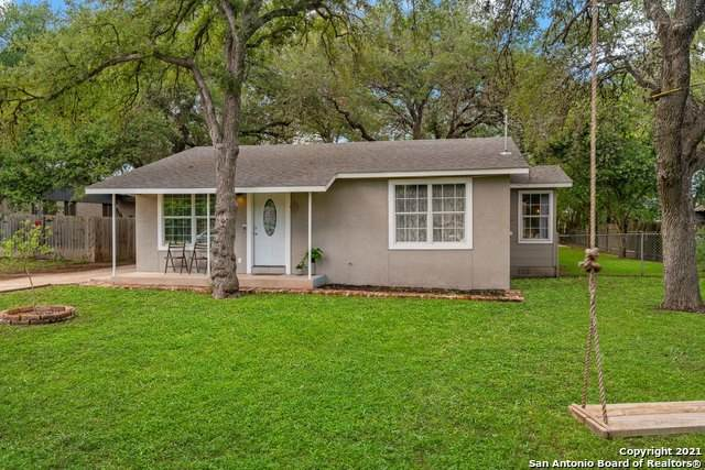 317 North Blvd, Universal City, TX 78148 (MLS #1567181) :: Beth Ann Falcon Real Estate