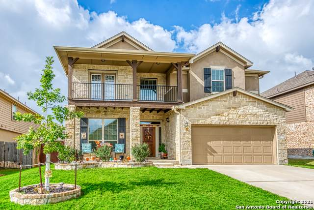 549 Saddle Vista, Cibolo, TX 78108 (MLS #1567189) :: Beth Ann Falcon Real Estate