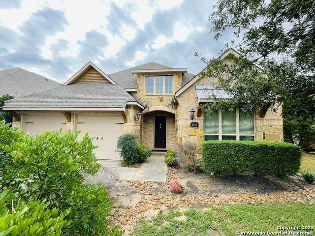 2615 Tuscan Oaks, San Antonio, TX 78261 (MLS #1567191) :: The Real Estate Jesus Team