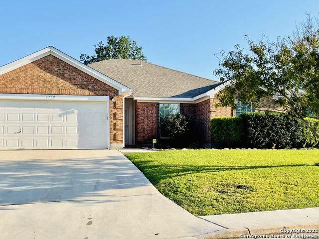 1759 Jasons South Ct, New Braunfels, TX 78130 (MLS #1567199) :: BHGRE HomeCity San Antonio