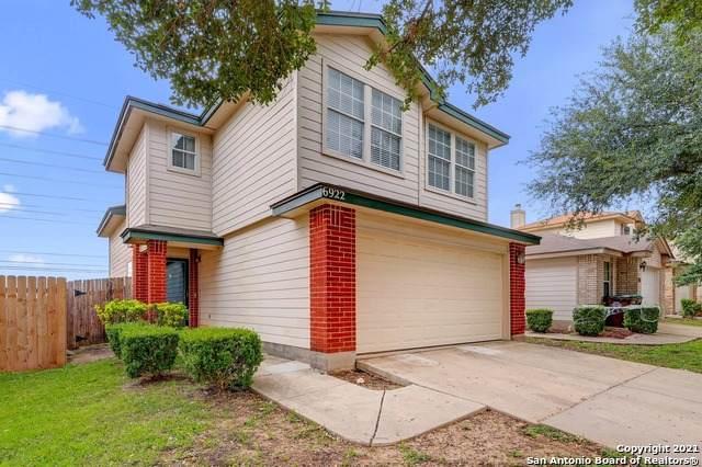 6922 Sandy Point Dr, San Antonio, TX 78244 (MLS #1567209) :: The Real Estate Jesus Team