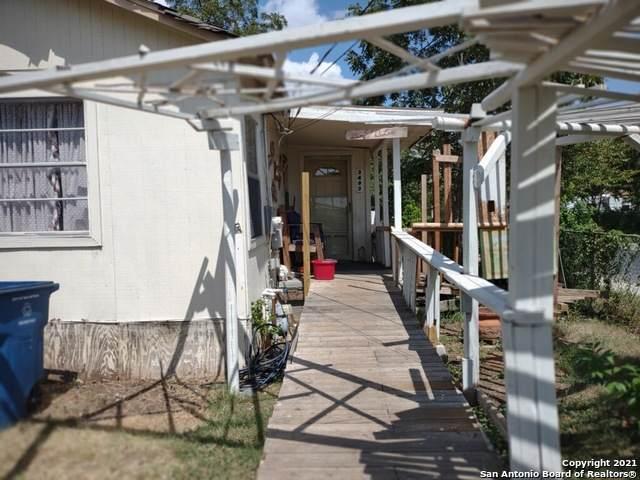 3403 La Violeta St, San Antonio, TX 78211 (MLS #1567215) :: The Mullen Group   RE/MAX Access