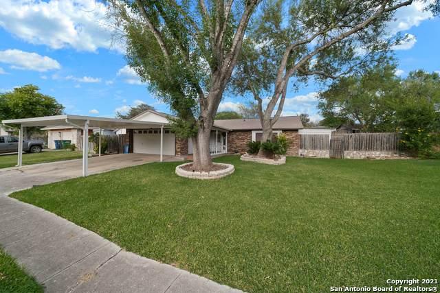 12914 Waynesboro St, San Antonio, TX 78233 (MLS #1567216) :: Concierge Realty of SA