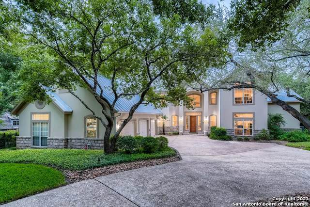 9 Orsinger Hill, San Antonio, TX 78230 (#1567227) :: The Perry Henderson Group at Berkshire Hathaway Texas Realty