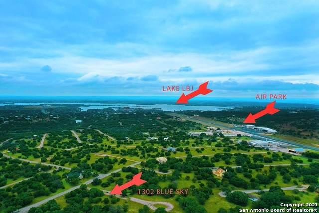 1302 Blue Sky, Horseshoe Bay, TX 78657 (MLS #1567244) :: EXP Realty