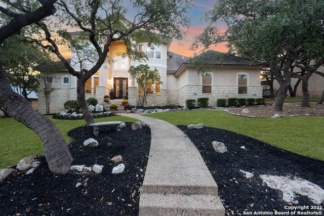 24633 Bogey Ridge, San Antonio, TX 78260 (MLS #1567252) :: Beth Ann Falcon Real Estate