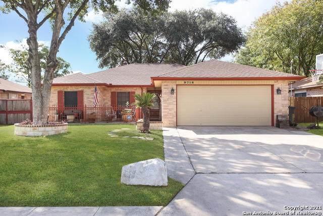 9718 Hidden Ledge, San Antonio, TX 78250 (MLS #1567259) :: 2Halls Property Team | Berkshire Hathaway HomeServices PenFed Realty