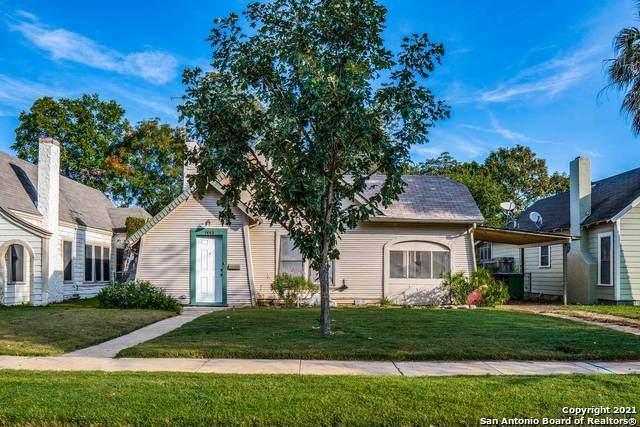 1443 W Lynwood Ave, San Antonio, TX 78201 (MLS #1567271) :: The Mullen Group | RE/MAX Access