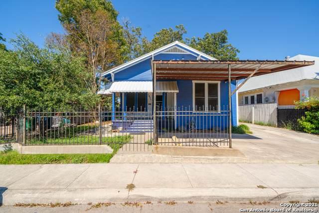 1431 Montana St, San Antonio, TX 78203 (MLS #1567283) :: Phyllis Browning Company