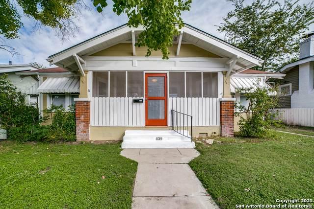 1139 Rigsby Ave, San Antonio, TX 78210 (MLS #1567284) :: The Real Estate Jesus Team