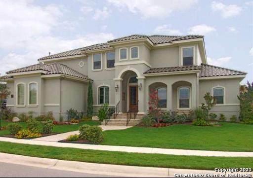 38 Waters Edge Way, San Antonio, TX 78248 (#1567296) :: Zina & Co. Real Estate