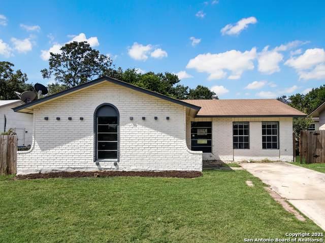 1715 Oxhill Dr, San Antonio, TX 78238 (MLS #1567312) :: Concierge Realty of SA