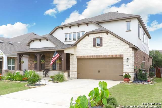 28968 Windlesham Way, San Antonio, TX 78260 (MLS #1567340) :: 2Halls Property Team | Berkshire Hathaway HomeServices PenFed Realty
