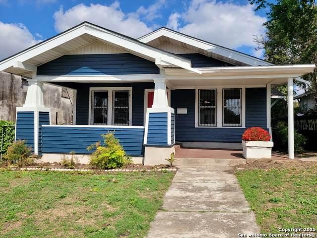 807 Rigsby Ave, San Antonio, TX 78210 (MLS #1567420) :: The Real Estate Jesus Team